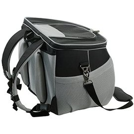 One 4 Pets Eva Backpack Black Small