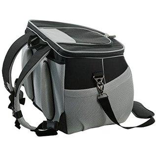 One 4 Pets Eva Backpack Black Large