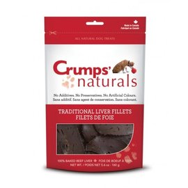 CRUMPS Beef Liver Fillets 330g