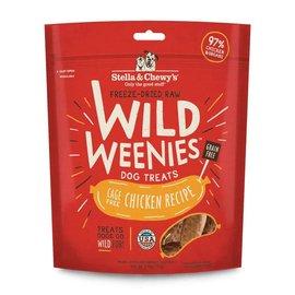 Stella & Chewy's Wild Weenies Chicken 3.5oz
