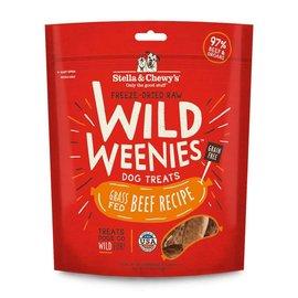 Stella & Chewy's Wild Weenies Beef 3.5oz
