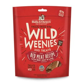 Stella & Chewy's Wild Weenies Red Meat 3.5oz