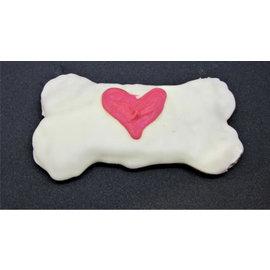 The Barkery Valentine Bone