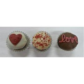The Barkery Valentine Pupcakes Single Price Per Unit