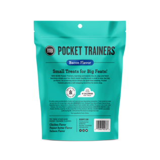 Bixbi Pocket Trainers Bacon 6oz