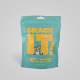 Topit! Snack It! Dried Whole Bananas 170g