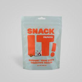 Topit! Snack It! Dried Papaya Spears 150g