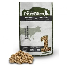 PUREBITES Purebites Mini Trainers Beef Liver 85g