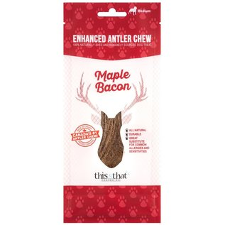 This & That Enhanced Antler Chew Maple Bacon