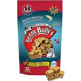 Benny Bully Benny Bully's Plus Fish 25g (Cat)