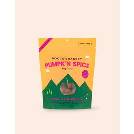 Bocce's Bakery Pumpkin Spice Soft & Chewy 6oz