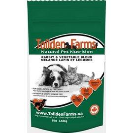 Tollden Farms Meat & Vegetables Rabbit