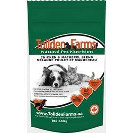 Tollden Farms Meat & Vegetables Chicken & Mackerel