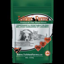 Tollden Farms Meat & Vegetables Kangaroo