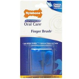 Nylabone Dental Finger Brush