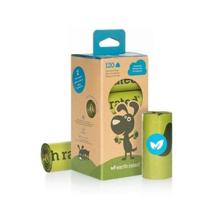 Earth rated UNSCENTED - 120ct PoopBags