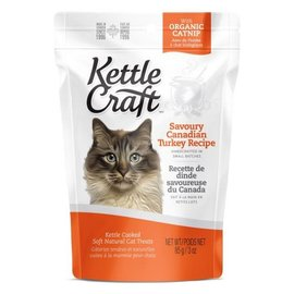 Kettle Craft Savoury Canadian Turkey Recipe Cat 85gr