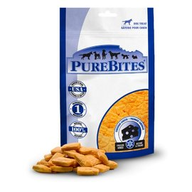 PUREBITES Purebites Treat Cheddar 120gm