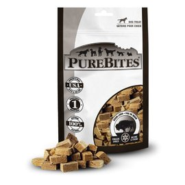 PUREBITES Purebites Treat Bison Liver 74gm