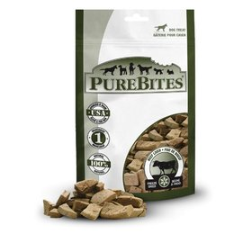 PUREBITES Purebites Treat Beef Liver 120gm