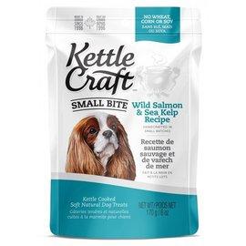 Kettle Craft Wild Salmon & Sea Kelp – Small Bite Dog 170gr