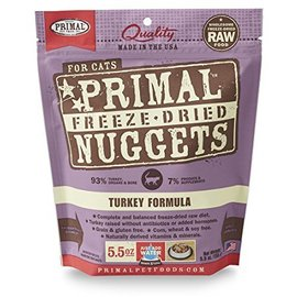 Primal Primal Freeze Dried Turkey Formula - Cats 5.5oz