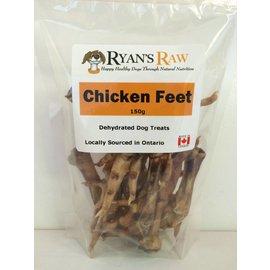 Ryan's Raw Chicken Feet 150gr