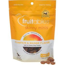 Fruitables Skinny Minis Chewy - Pumpkin & Mango 5oz