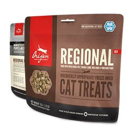 Orijen Orijen Freeze Dried Treats Cat Regional Red