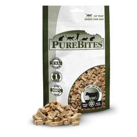 PUREBITES Purebites Treat Beef Liver 470gm