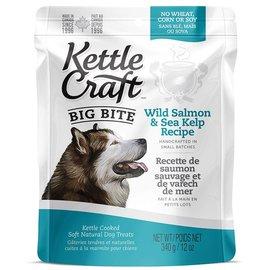Kettle Craft Wild Salmon & Sea Kelp Recipe – Big Bite 340 gr