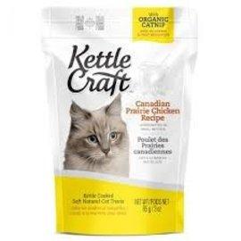 Kettle Craft Canadian Prairie Chicken Recipe Cat 85gr