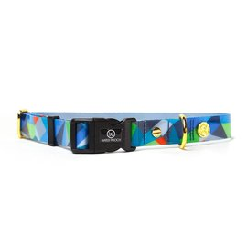 Water Pooch Geometric Waterproof Collar