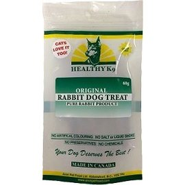 Aron Healthy K9 Treats Rabbit Treats 60gm