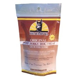Aron Healthy K9 Treats Beef Jerky 60gm