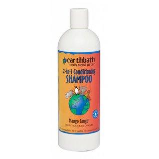Earth bath 2 In 1 Conditioning  Shampoo Mango Tango 16oz
