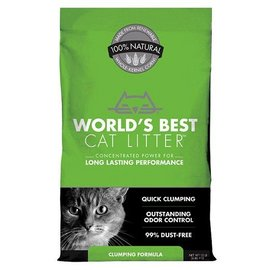 Worlds Best Worlds Best Cat Litter Clumping