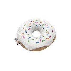 FouFou Dog Freeze 'n' Float Plush Junk Food Toys - Donut