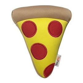 FouFou Dog Freeze 'n' Float Plush Junk Food Toys - Pizza
