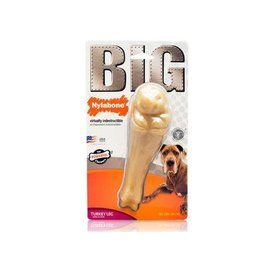 Nylabone Big Chews for Big Dogs Turkey Leg (Nylon)