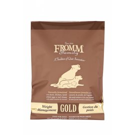Fromm family Weight Management (BROWN & GOLD)