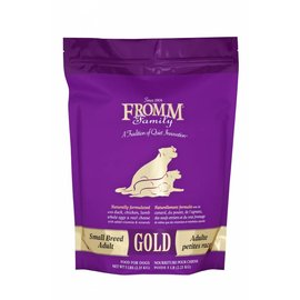 Fromm family Small Breed Adult (PURPLE & GOLD)