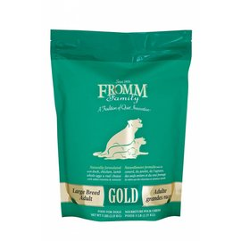 Fromm family Large Breed Adult (GOLD & GREEN)
