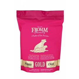 Fromm family Puppy (PINK & GOLD)