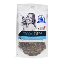Blue Dane Steak/Beef Bites 100g