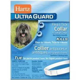 HARTZ Ultraguard Collar for  Large dogs