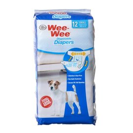 Four Paws Wee-Wee Diapers Small 12 Pack