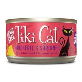 Tiki Cat TIKI CAT Makaha Grill Mackerel & Sardines 6oz