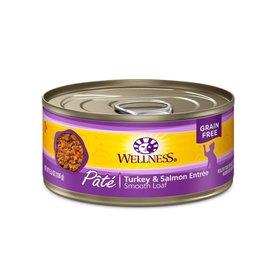 Wellness WEL Turkey & Salmon 5oz