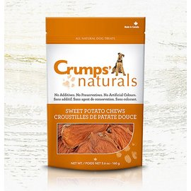 CRUMPS Sweet Potato Chews 330g